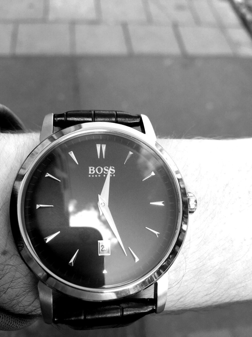 Zegarek - szczęśliwi czasu nie mierzą